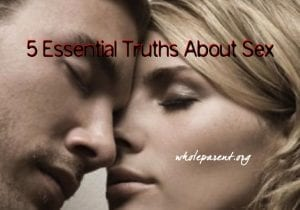 5 Essential Truths About Sex and the State of Your Relationship
