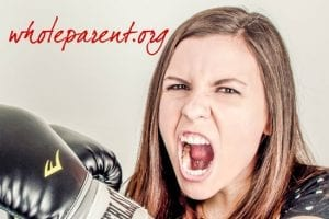 Cultivating Low-Reactivity: Co-Parenting with An Angry Partner