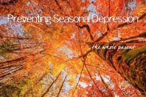 5 Health Factors to Prevent or Lessen Seasonal Depression: Get Support
