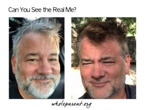 Finding My Authentic Self: Can You See the Real Me?