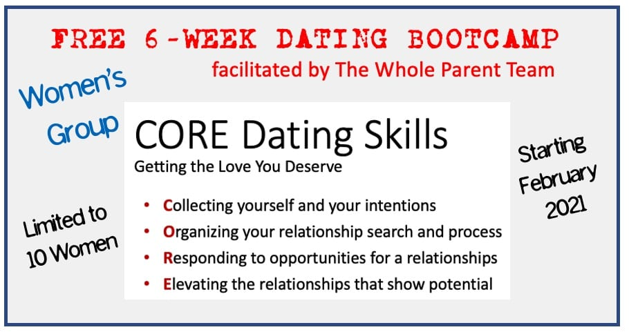 6-Week Bootcamp: Radical Steps To Find Your Partner