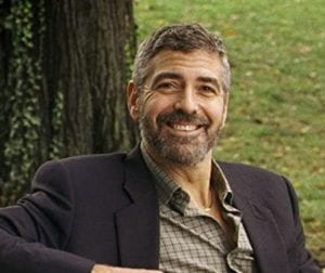 George Clooney in Burn After Reading